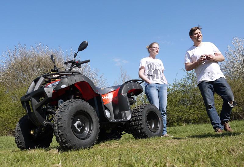 Automatik Quad ATV 200ccm