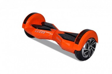 "Hoverboard - Selbstbalancierender E-Scooter - Elektro Board Modell AB700 - 8"" orange"
