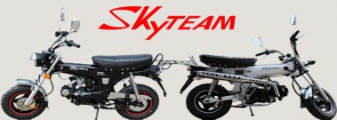 Skyteam Dax 50 - ST50-6 Tuning Kit  original von Skyteam