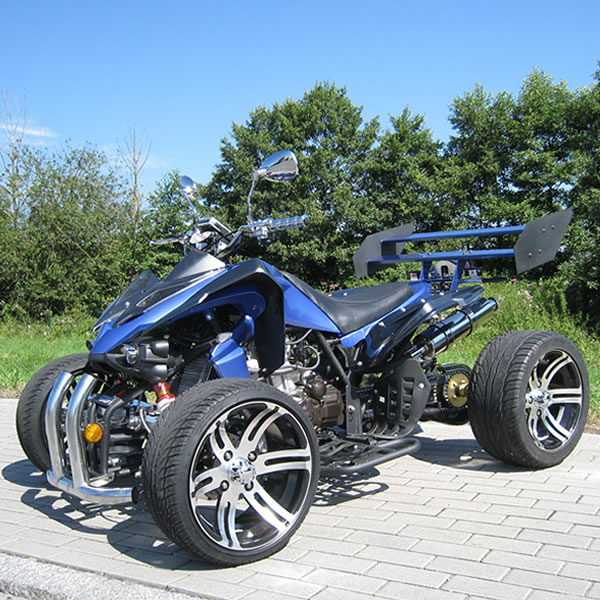 250ccm Racing Quad von QBB-Funsporthandel