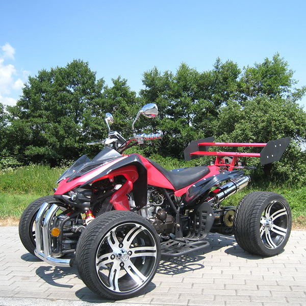 250ccm Racing Quad von www.funsporthandel.de