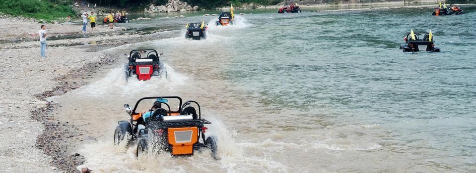 Strandbuggy 650ccm NCKD von funsporthandel