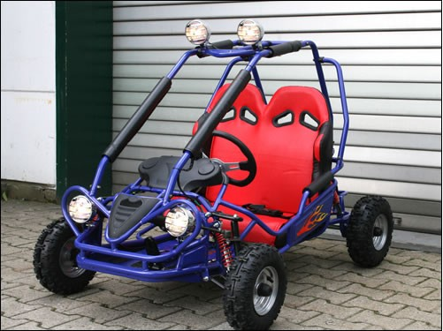 kinderbuggy gokart f r kinder mit 49cc motor 4 takt motor. Black Bedroom Furniture Sets. Home Design Ideas