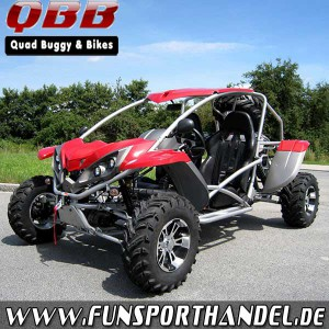 "Buggy ""Luck Vehicle"" 500cc mit Straßenzulassung 001"