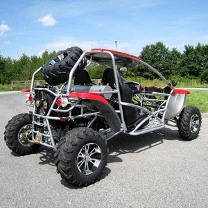 "Buggy ""Luck Vehicle"" 500cc mit Straßenzulassung 003"