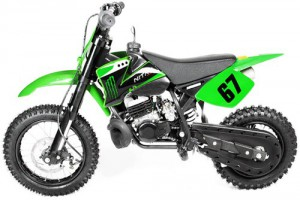 Dirt Bike für Kinder NRG50  14/12 Bereifung - 49ccm POWER 002