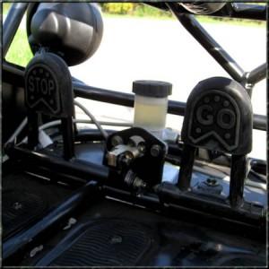 kinderbuggy gokart buggy f r kinder mit 110ccm 4 takt. Black Bedroom Furniture Sets. Home Design Ideas