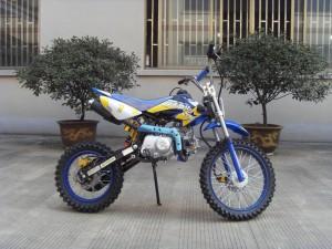 125ccm Automatik Dirtbike Cross Bike 17/14 Reifen inkl. E-Starter 008