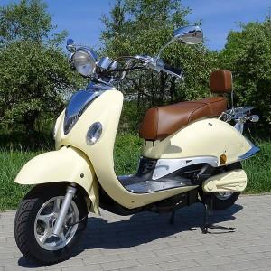 Elektro Motorroller 1500 Watt