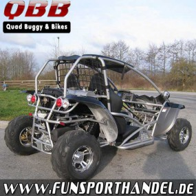 Luck Vehicle 260cc Buggy mit Straßenzulassung