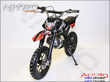 Apollo 10  Dirtbike 49cc