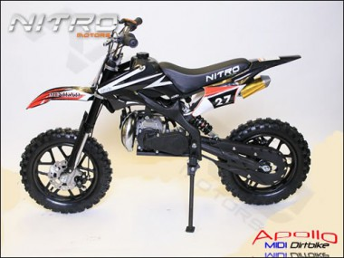 "Apollo 10"" Dirtbike 49cc"