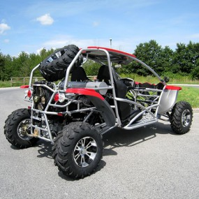 "Buggy ""Luck Vehicle"" 500cc mit Straßenzulassung"