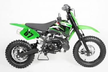 Dirt Bike für Kinder NRG50  14/12 Bereifung - 49ccm POWER