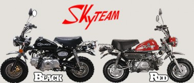 skyteam motorrad 50ccm 125ccm kaufen o finanzieren. Black Bedroom Furniture Sets. Home Design Ideas