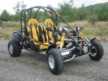 "250ccm Buggy ""Kandi 250GKA-2Z"" mit Differential NEU! 2012"