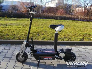 elektro roller viron e scooter mit 800 watt elektromotor. Black Bedroom Furniture Sets. Home Design Ideas