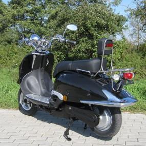 elektro motorroller 1500 watt retro e scooter znen. Black Bedroom Furniture Sets. Home Design Ideas
