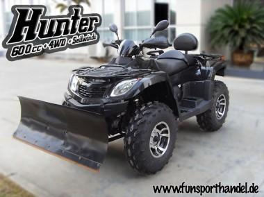 ATV 600 ccm HUNTER 600 EFI 4x4 V2 Allrad FA-N550 von Buyang