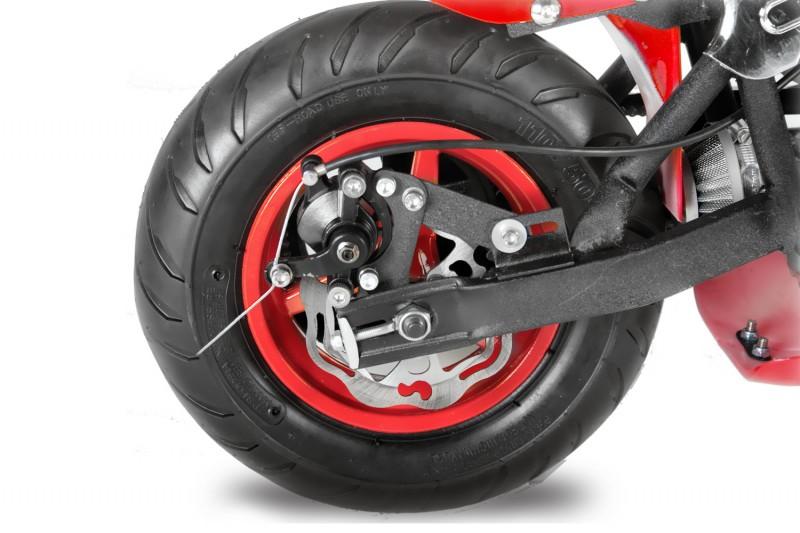 pocket bike 49cc turboracer xs77 mit notausleine pocket. Black Bedroom Furniture Sets. Home Design Ideas