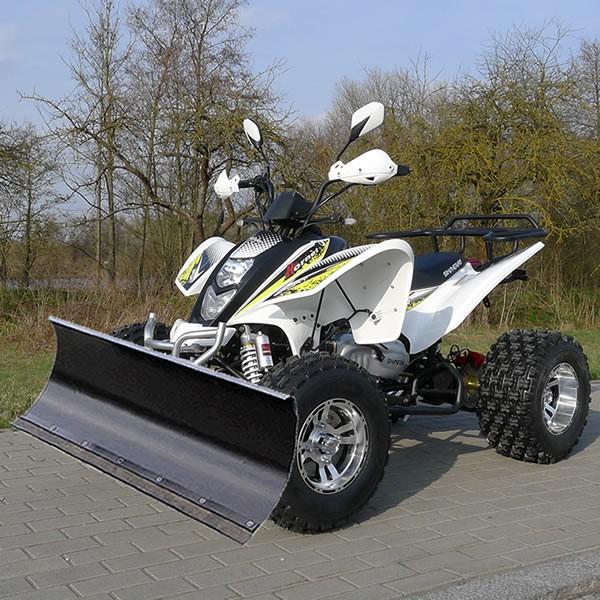 Shineray Quad Atv 200cc mit Schneeschild