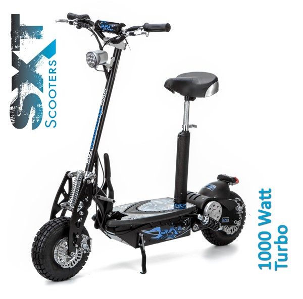 elektro roller e scooter e roller 1000 watt sxt e bikes. Black Bedroom Furniture Sets. Home Design Ideas
