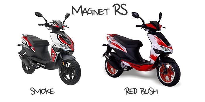 Magnet RS 50 - Farben