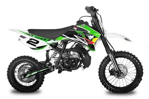 dirt bike f r kinder nrg50 xl racing 14 12 reifen 49cc