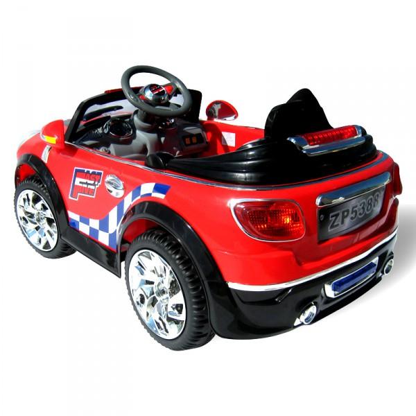 kinderauto elektrisch mini style 5388 2 x 30 watt motor kinderfahrzeuge 2 4 jahre. Black Bedroom Furniture Sets. Home Design Ideas
