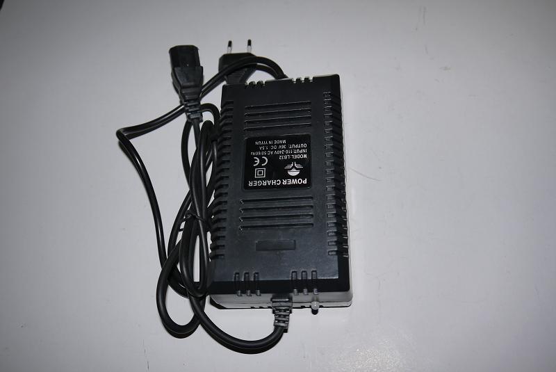ladeger t 36 volt 1 6 a f r akkupack elektro kinderquad. Black Bedroom Furniture Sets. Home Design Ideas