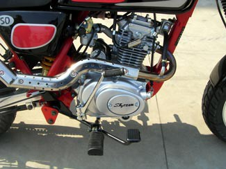 Skyteam Cobra 50 Motor + Kickstarter