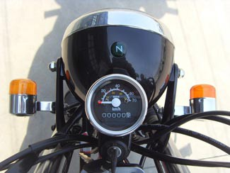 Skyteam Cobra 50 Tacho
