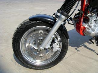 Skyteam Cobra 50 Scheibenbremse