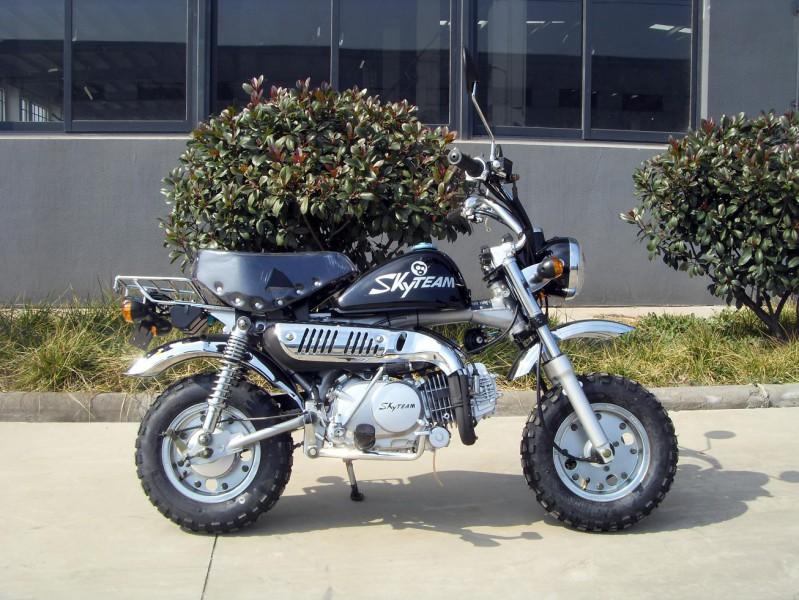 skyteam st125 8 125ccm monkey nachbau skyteam motorrad. Black Bedroom Furniture Sets. Home Design Ideas