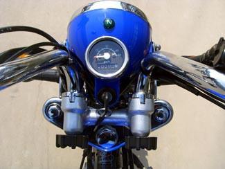 Skyteam ST125 Monkey Tacho