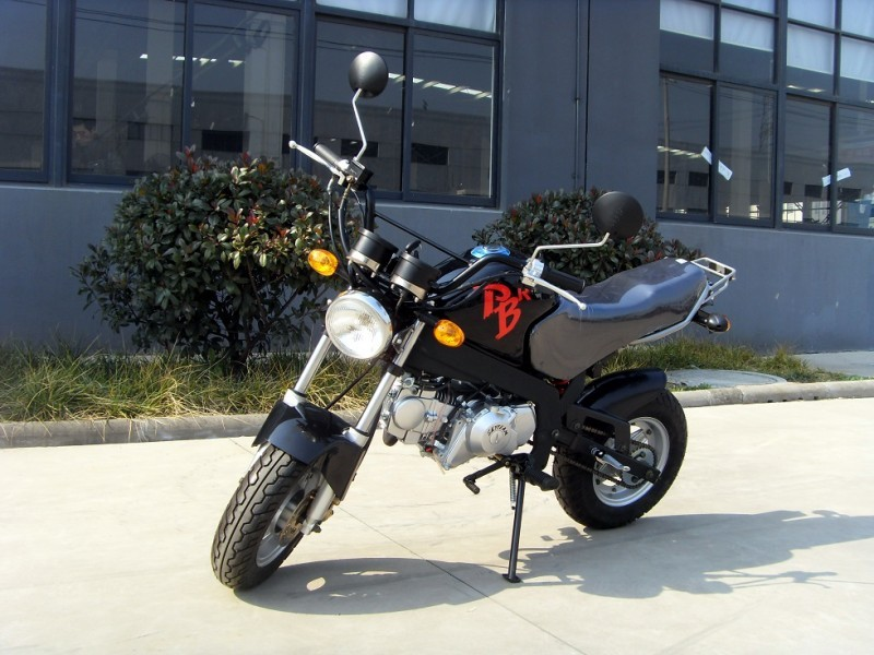 mini motorrad 125 ccm