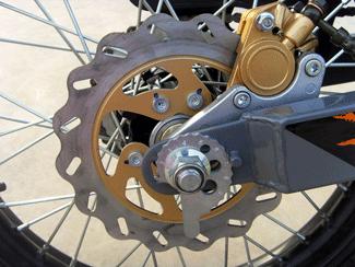 Skyteam 50cc Dirtbike Scheibenbremse hinten