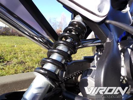 Elektrisches Dirtbike 800W Federbein