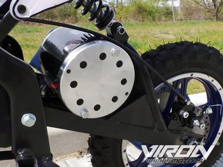Elektrisches Kindermotorrad 800 Watt Elektro Motor