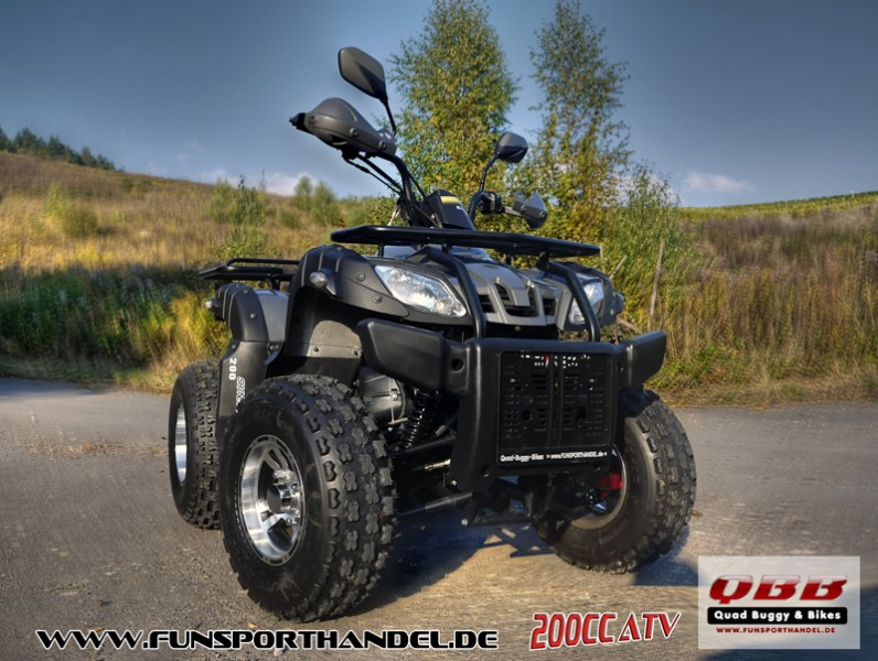 Quad Atv Shineray automatik
