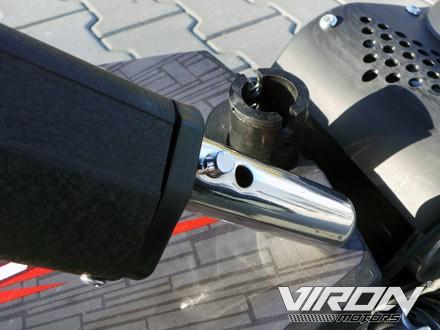 E-Scooter 800 Watt herausnehmbarer Sitz