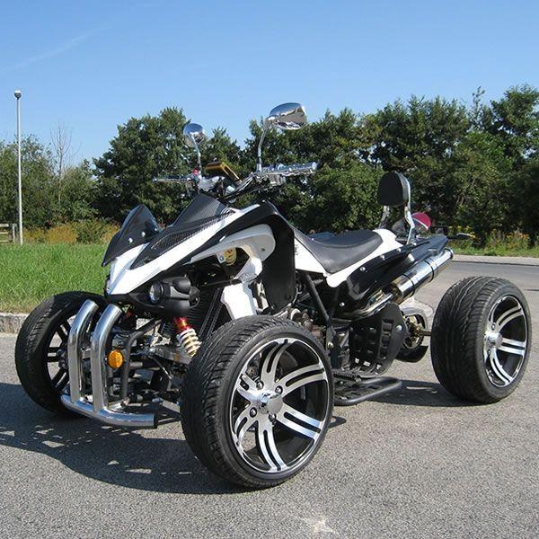 250 ccm racing quad atvspeedbird x treme 14 mit strassenzulassung pictures. Black Bedroom Furniture Sets. Home Design Ideas