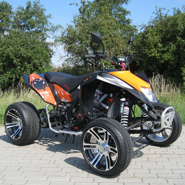 Quad kaufen mit 300ccm Racing Quad Atv