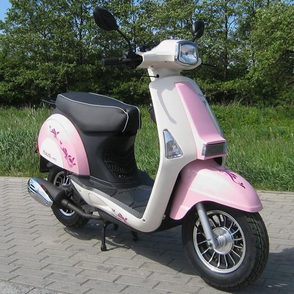 Motorroller 45 km h girly revival 50 ccm m dchen roller in Roller adresse