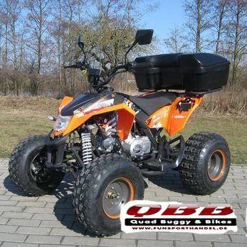 Maddex 50cc mit Quad Koffer