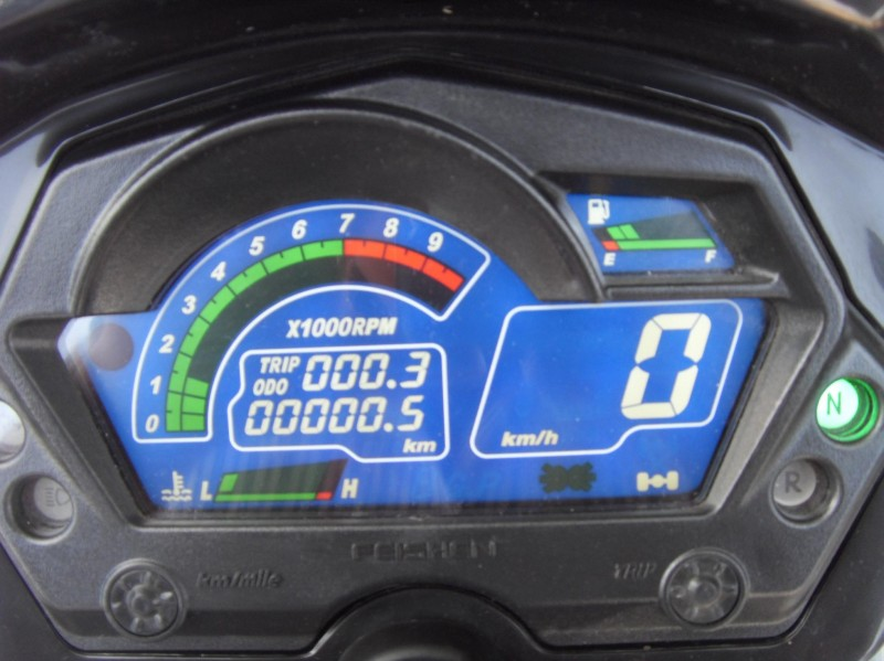Atv Quad 600 cc Tacho