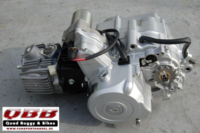 110 Ccm Motor Automatik Quad Motor 110cc Mit Vor U