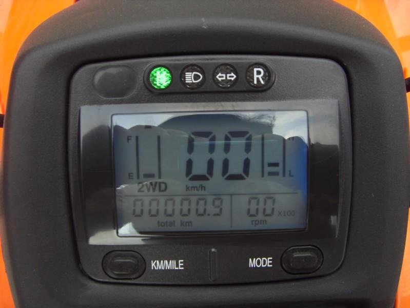 Atv Quad 300 cc Tacho