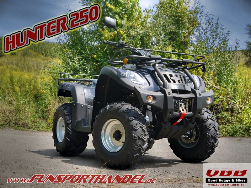 Atv Quad Hunter 250ccm