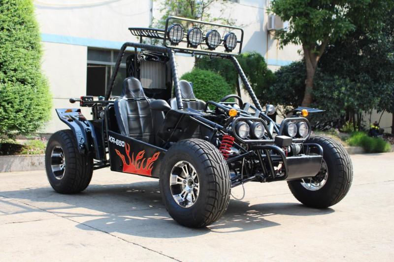 gebrauchter kinroad buggy gk 650cc mit strassenzulassung. Black Bedroom Furniture Sets. Home Design Ideas